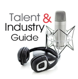 A microphone and headphones - Talent and Industry Guide