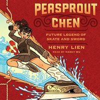 PEASPROUT CHEN, FUTURE LEGEND OF SKATE AND SWORD