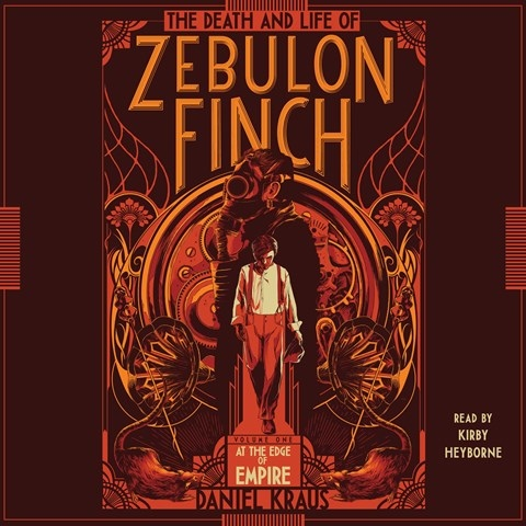 THE DEATH AND LIFE OF ZEBULON FINCH, VOLUME 1