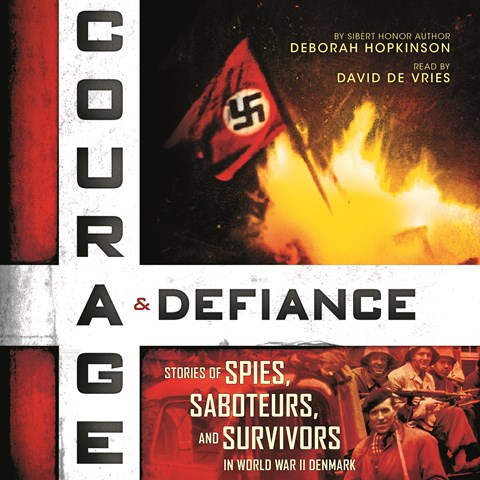 COURAGE & DEFIANCE