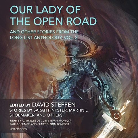OUR LADY OF THE OPEN ROAD & OTHER STORIES FROM THE LONG LIST ANTHOLOGY, VOLUME 2