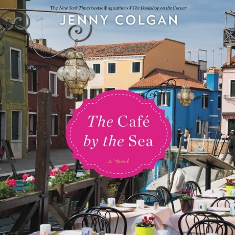 THE CAFE BY THE SEA