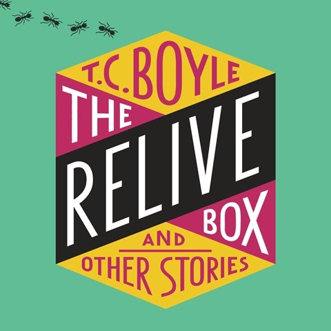 THE RELIVE BOX, AND OTHER STORIES