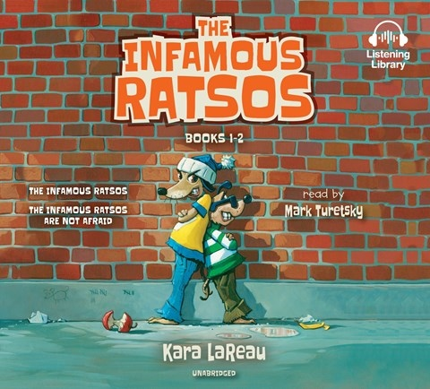 THE INFAMOUS RATSOS: BOOKS 1-2