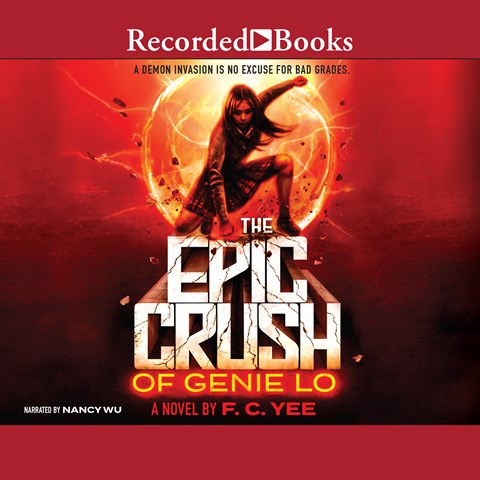 THE EPIC CRUSH OF GENIE LO