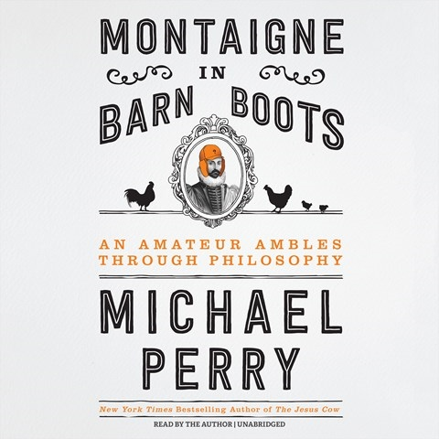 MONTAIGNE IN BARN BOOTS