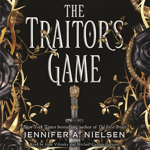 THE TRAITOR'S GAME BOOK 1