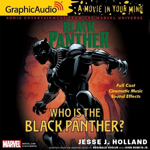 WHO IS THE BLACK PANTHER?