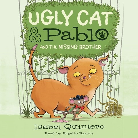 UGLY CAT & PABLO AND THE MISSING BROTHER