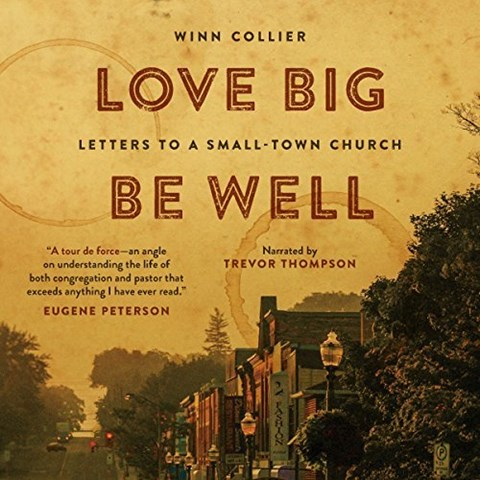 LOVE BIG, BE WELL