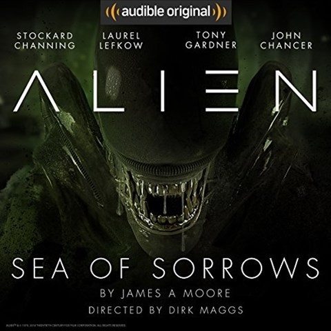 ALIEN: SEA OF SORROWS
