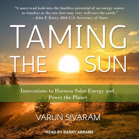 TAMING THE SUN