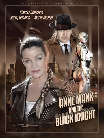 ANNE MANX AND THE BLACK KNIGHT