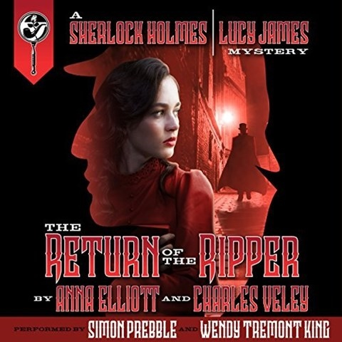 THE RETURN OF THE RIPPER