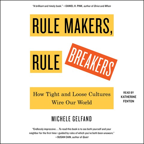 RULE MAKERS, RULE BREAKERS