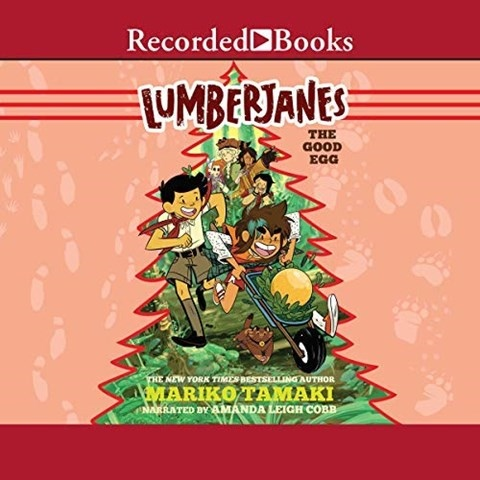LUMBERJANES: THE GOOD EGG