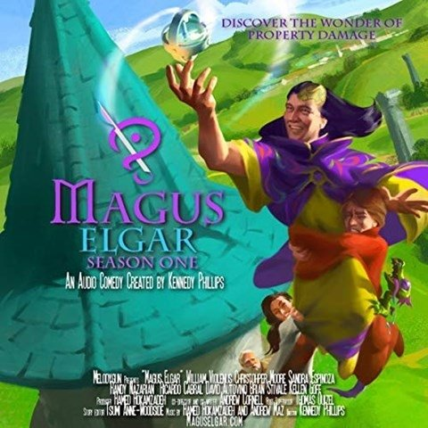 MAGUS ELGAR: SEASON ONE