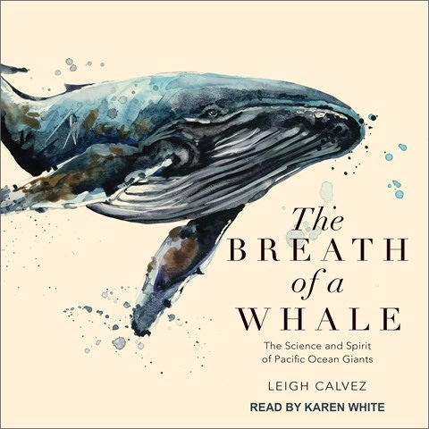 THE BREATH OF A WHALE
