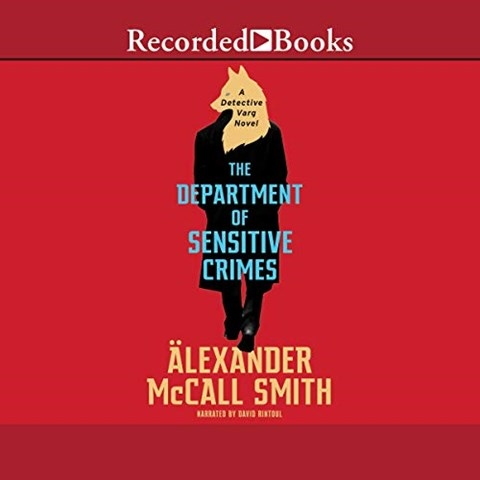 THE DEPARTMENT OF SENSITIVE CRIMES