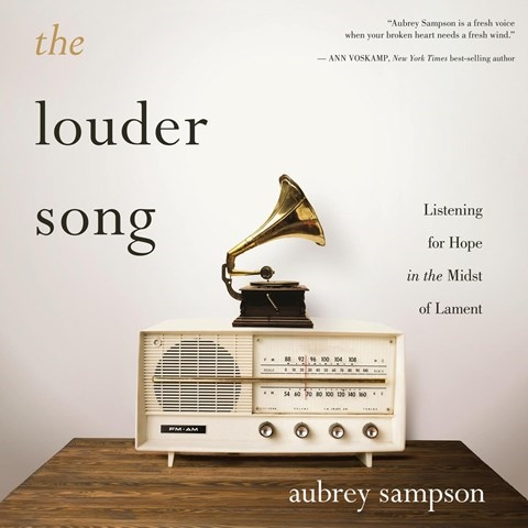THE LOUDER SONG
