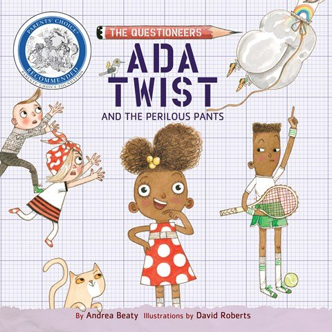 ADA TWIST AND THE PERILOUS PANTS
