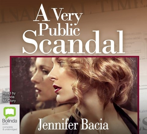 A VERY PUBLIC SCANDAL