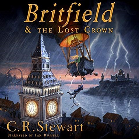 BRITFIELD & THE LOST CROWN