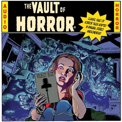 EC COMICS PRESENTS...THE VAULT OF HORROR!