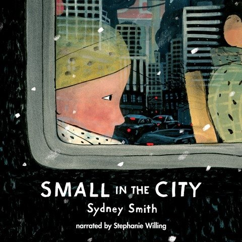 SMALL IN THE CITY