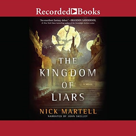 KINGDOM OF LIARS