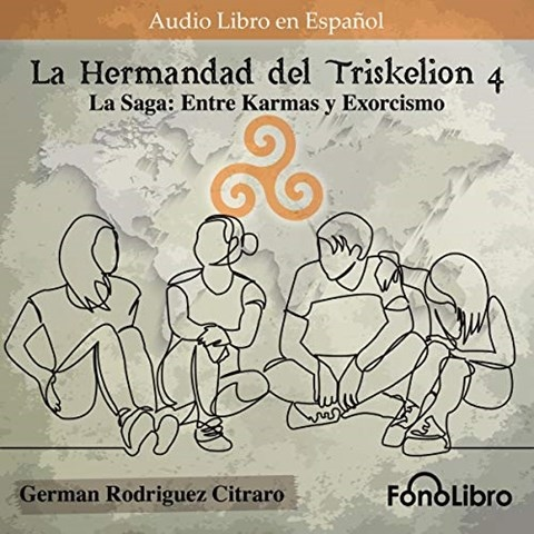 LA HERMANDAD DEL TRISKELION 4 (THE TRISKELION BROTHERHOOD 4)