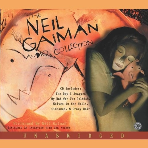 THE NEIL GAIMAN AUDIO COLLECTION