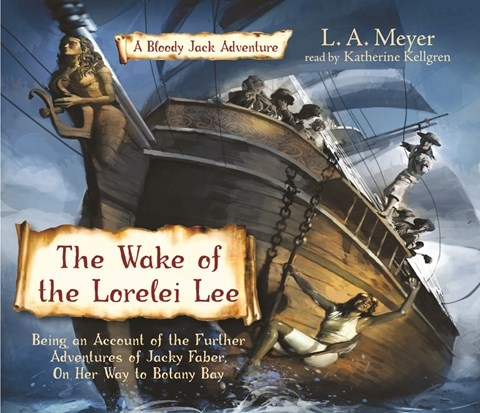 THE WAKE OF THE LORELEI LEE